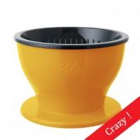 Kalita Dual Dripper Mango Yellow