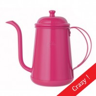 Kalita Narrow Spout 0.7L Pot Cherry Red