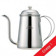 Kalita Narrow Spout 0.7L Pot Steel