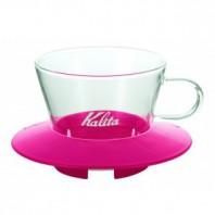 Kalita Wave Dripper 155 Pink