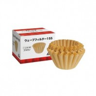 Kalita Wave 185 Filter Paper brown (50pcs)