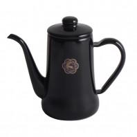 Noda Horo Slim Pot 0.7L Black