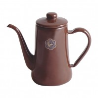 Noda Horo Slim Pot 0.7L Brown