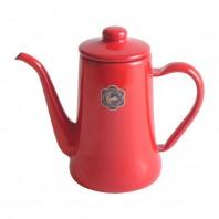Noda Horo Slim Pot 0.7L Red