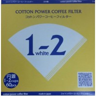 Cotton Power Coffee Filter