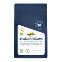 (pre-order) Abakundakawa ORGANIC Rwanda - 250g