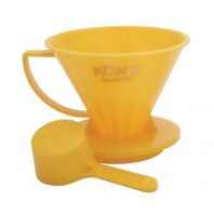 KONO Meimon2 Dripper Yellow MDN-21