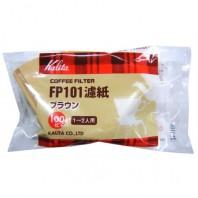 Kalita FP 101 Paper Filters (brown) 100pcs