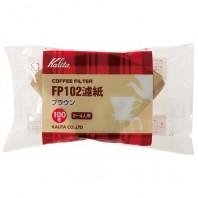 Kalita FP 102 Paper Filters (brown) 100pcs